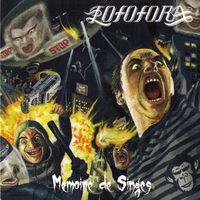 album Mémoire de singe