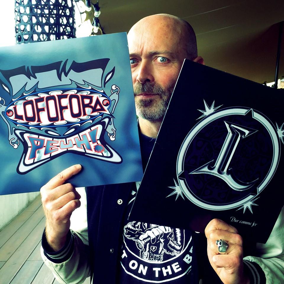 rééditions des albums «Peuh !» &»Dur comme fer ! «